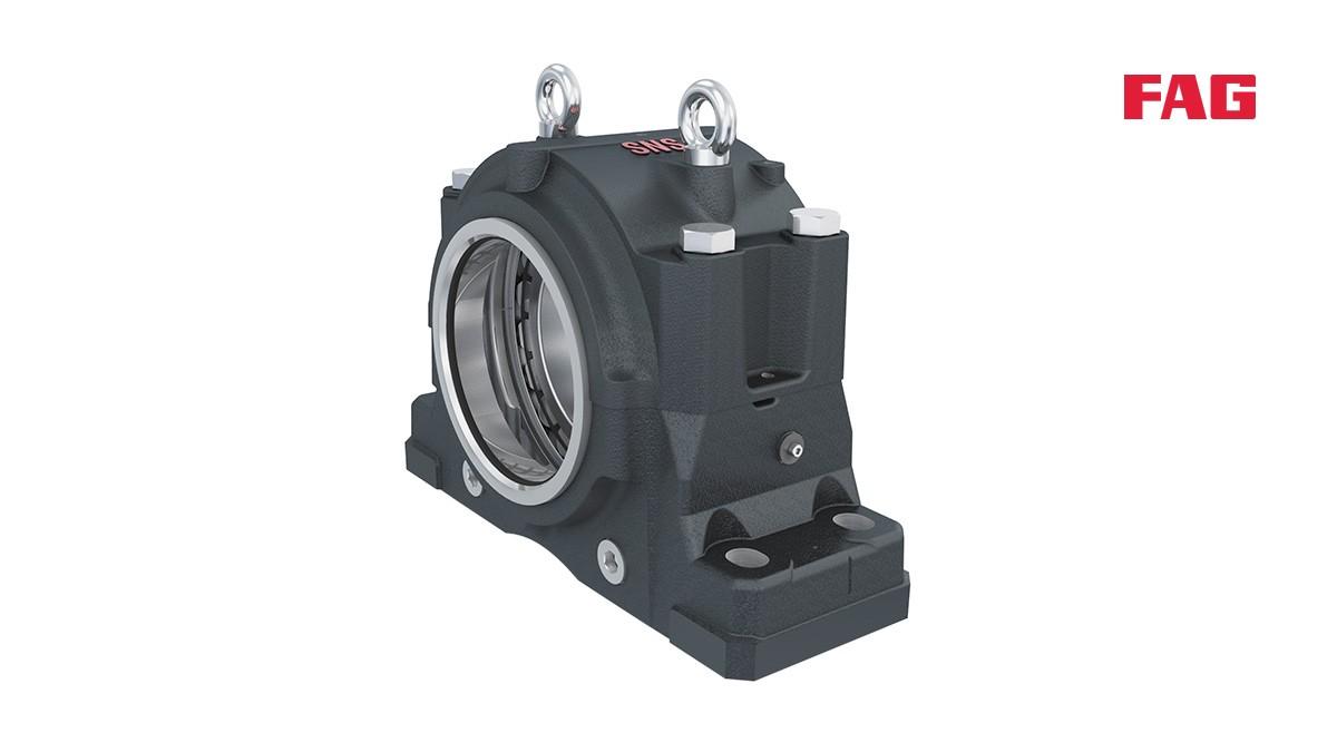 Schaeffler rolling bearings and plain bearings: SNS plummer block housing