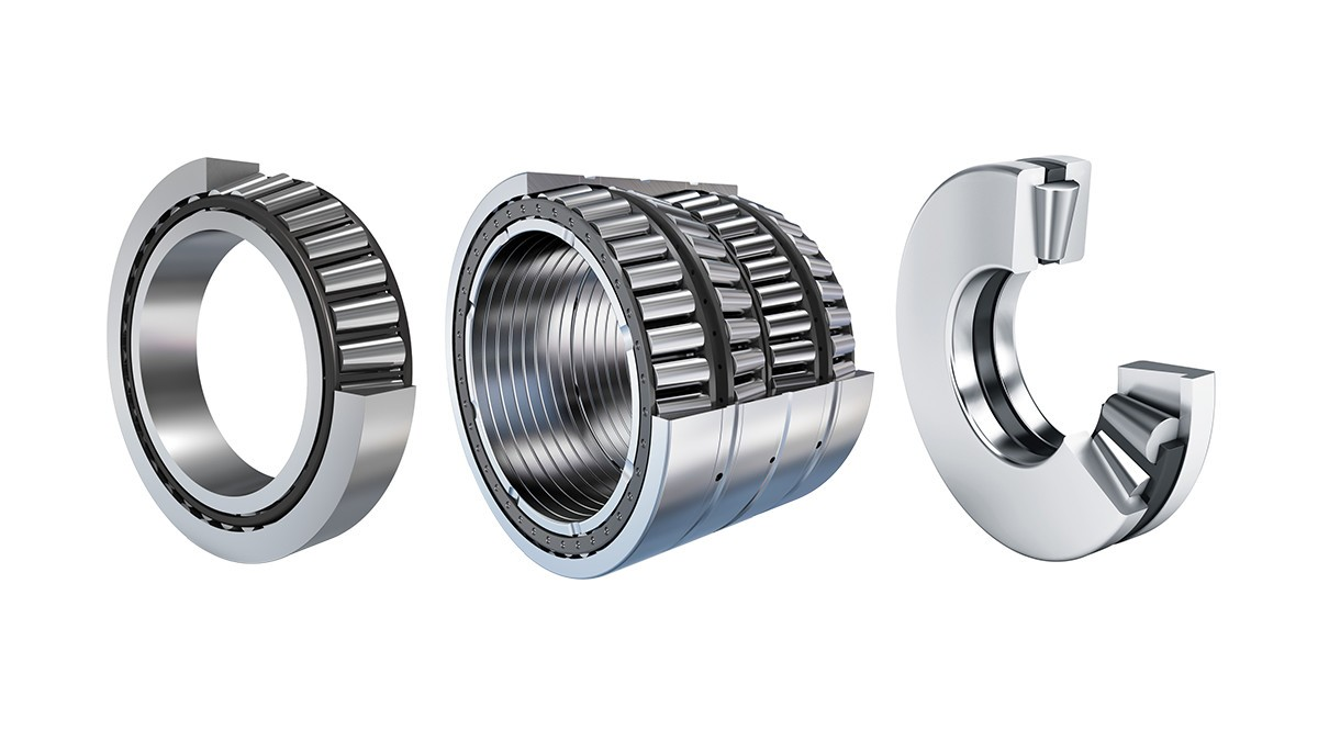 Schaeffler rolling bearings and plain bearings: Tapered roller bearings