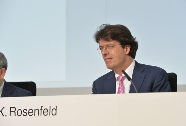 Schaeffler Bilanzpressekonferenz 2018
