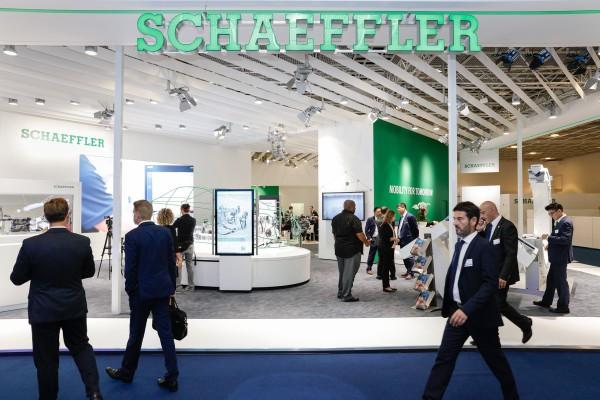 Schaeffler at IAA 2017