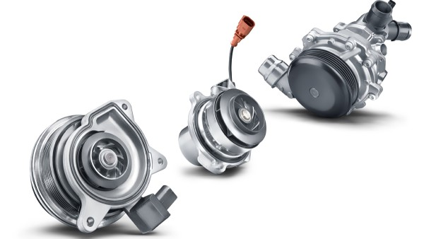 Schaeffler expands its portfolio of intelligent water pumps for the spare parts market